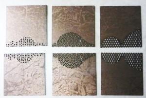 Laser Cut Wooden Coasters