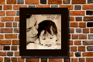 Wooden Photo Plaques online