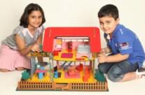 Laser Cut MDF Eco Friendly Toys